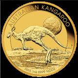 1 Oz. Australien - Nugget/Känguru 2015