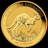 1 Oz. Australien - Nugget/Känguru 2017