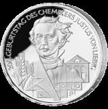 10 Euro - 200. Geburtstag Justus v. Liebig (2003 - Spgl.)