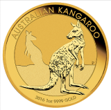 1 Oz. Australien - Nugget/Känguru 2016