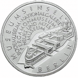 10 Euro - Museumsinsel Berlin (2002)