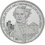 10 Euro - 200. Geburtstag Justus v. Liebig (2003)