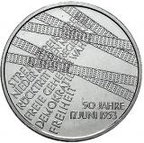 10 Euro - 17. Juni 1953 - Volksaufstand in der DDR (2003)