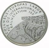 10 Euro - Columbus - Raumstation ISS (2004)