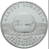 10 Euro - Albert Einstein (2005)
