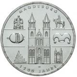 10 Euro - Magdeburg (2005)