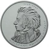 10 Euro - 200. Geburtstag Wolfgang Amadeus Mozart (2006)