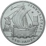 10 Euro - 650 Jahre Städtehanse (2006)