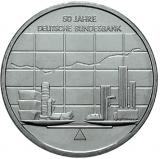 10 Euro - 50 Jahre Deutsche Bundesbank (2007)