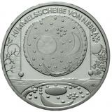 10 Euro - Himmelsscheibe von Nebra (2008)