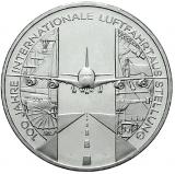 10 Euro - 100 Jahre Int. Luftfahrtausstellung (2009)