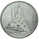10 Euro - 100 Jahre Jugendherbergen (2009)