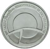 10 Euro - 300 Jahre Porzellanherstellung in Deutschland (2010)