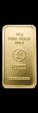 10 Gramm Goldbarren (Heimerle + Meule, Pforzheim)