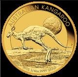 1/4 Oz. Australien - Nugget/Känguru 2015