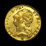 Frankreich - 1 Louis d´or  - Louis XVI 1786 -  I