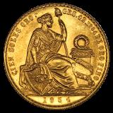 100 Soles Peru - 1954