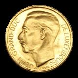 Luxemburg - 20 Francs - Jean Grand Duc de Luxembourg 1964