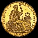 100 Soles Peru - 1965