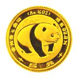 1/20 Oz. China - Panda 1983