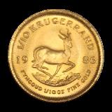 1/10 Oz. Süd-Afrika - Krügerrand 1986