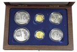 1986 United States Liberty Coins (6-Coin Set)