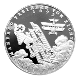5 Oz. Panama 1988 - Manfred Freiherr v. Richthofen (Red Baron)