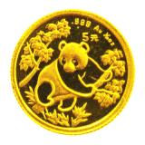 1/20 Oz. China - Panda 1992