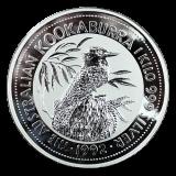 1 Kg Australien - Kookaburra 1992