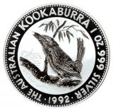 1 Oz. Australien - Kookaburra 1992