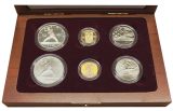 1992 U.S. Olympic Coins (6-Coin Set)