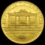 1 Oz. Österreich - Philharmoniker 1992