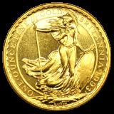 1 Oz. Großbritannien - Britannia 1993