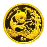 1/20 Oz. China - Panda 1994
