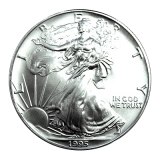 1 Oz. USA - American Eagle 1995