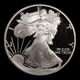 1 Oz. USA - American Eagle 1995 (Proof) - P