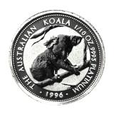1/10 Oz. Australien - Koala 1996 - Platin