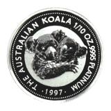 1/10 Oz. Australien - Koala 1997 - Platin
