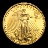 1/10 Oz. USA - American Eagle 1997