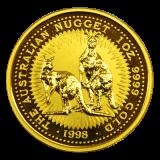 1 Oz. Australien - Nugget/Känguru 1998