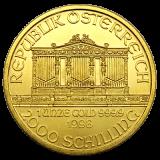 1 Oz. Österreich - Philharmoniker 1998