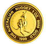 1 Oz. Australien - Nugget/Känguru 1999