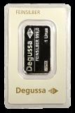 1 Unze  Silberbarren (Degussa)