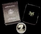 1 Oz. USA - American Eagle 1992 (Proof) - S - Originalbox + COA