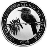 2 Oz. Australien - Kookaburra 2000
