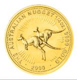 1/4 Oz. Australien - Nugget/Känguru 2000