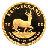 1 Oz. Süd-Afrika - Krügerrand 2000 (Proof)