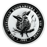 1 Oz. Australien - Kookaburra 2001