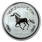 2 Oz. Australien - Pferd 2002 (Lunar I)