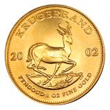 1 Oz. Süd-Afrika - Krügerrand 2002
